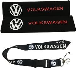 volkswagen seat belt shoulder pads