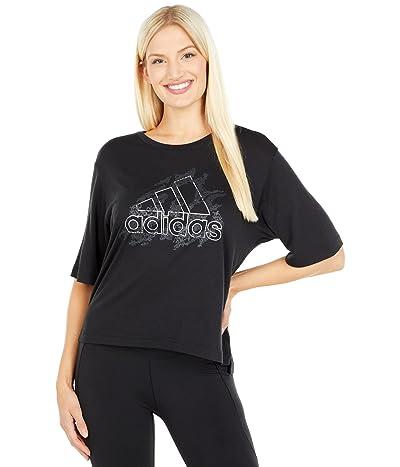adidas Camo Graphic Universal Short Sleeve T-Shirt