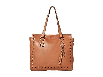 FRYE AND CO. Evie Tote (Cognac) Handbags