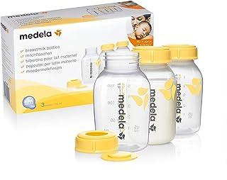 Medela Baby Bottle, Breast Milk Bottle, BPA Free, 150 ml, Pack of 3