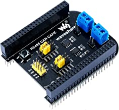 CQRobot RS485 CAN Cape, Beaglebone RS485 CAN Cape, BB Black Expansion Cape, Features RS485 and CAN Interfaces.