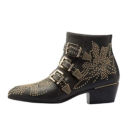 93541df78fe Women s Western Ankle Boots  Amazon.com