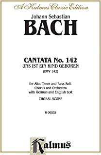 cantata 142 bach