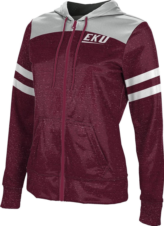 Eastern Kentucky University Girls' Zipper Hoodie, School Spirit Sweatshirt (Gameday)