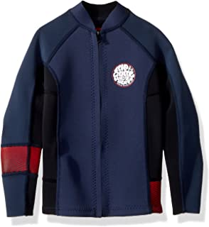 Rip Curl GROMAGGRO Long Sleeve Front Zip Wetsuit Jacket
