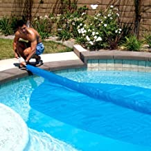 kidney shaped pool solar cover