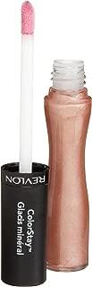 Revlon ColorStay Mineral Lipglaze, Lasting Shimmer, 0.15 Ounce