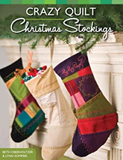 Best crazy patchwork christmas stocking pattern Reviews
