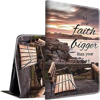 New iPad Pro 12.9 Case 2020, Spsun Lightweight PU Leather Folio Adjustable Stand with Auto Wake/Sleep Smart Protect Case f...