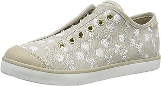 Geox Jr Ciak Girl C, Sneakers Basses Fille