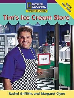 Windows on Literacy Early (Math: Math in Social Studies): Tim's Ice Cream Store