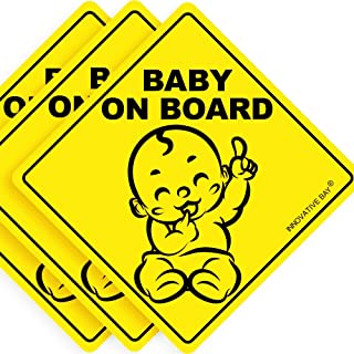 Best baby on board sign sticker Reviews