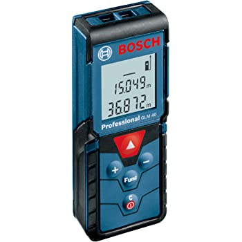 Bosch Professional(ボッシュ) レーザー距離計 GLM40 【正規品】