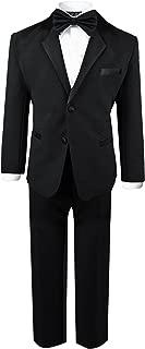 boys white tuxedo