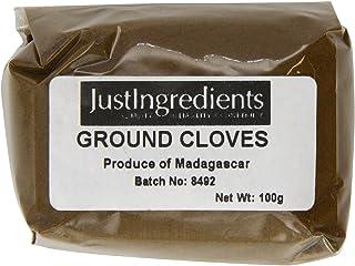 JustIngredients Essential ClavoMolido - 5 Paquetes de