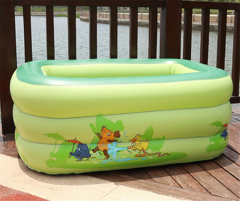 Yeying123 SwimCenterFamilienAufblasbarer Pool, 130  92  52Cm, Für Kind