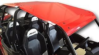 2014-2019 4-Door Polaris RZR XP 1000/Turbo/900 Aluminum Roof - Red