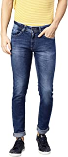 AMERICAN CREW Men's Slim Fit Stretchable Jeans
