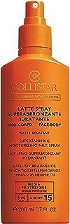 Collistar Latte Spray Superabbronzante Idratante - 200 ml.