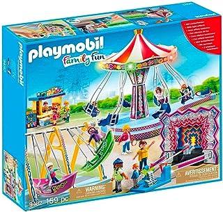 PLAYMOBIL- Juguete de Gran diversión de Kirmes (geobra Brandstätter Stiftung & Co. KG, de Toys, GEOVR 9482)