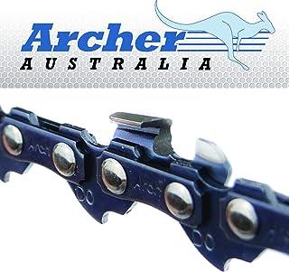 BMS Paquete de 2 cadenas de motosierra Archer de 35,56 cm para Husqvarna 135 235 236 motosierra
