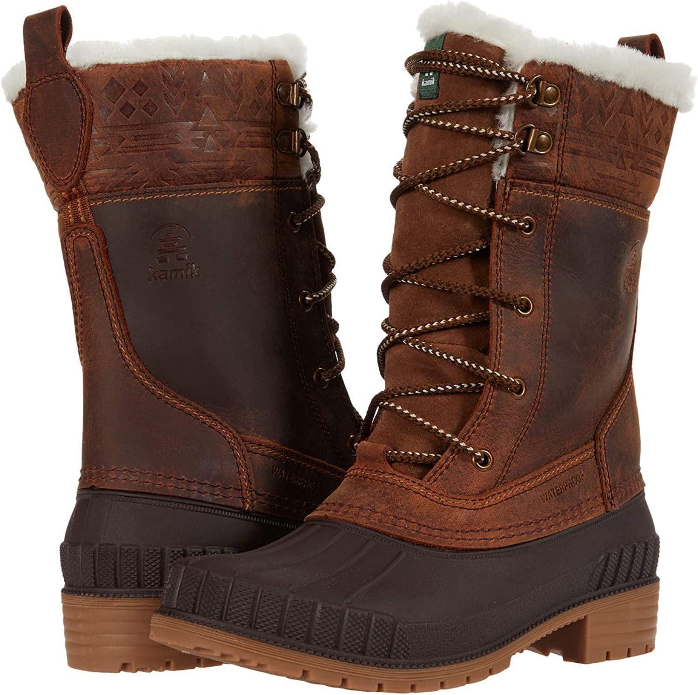 Kamik Women's Snow Mid Calf Boot
