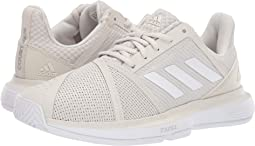489e53c5c25a7 Raw White Footwear White Matte Silver. 144. adidas. CourtJam Bounce