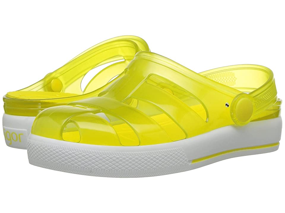 Igor Sport (Toddler/Little Kid) (Yellow) Girl