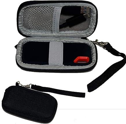 Anter Custodia Rigida per SSD SanDisk 250GB / 500GB / 1TB / 2TB Extreme Portable SDSSDE60, Borsa per Il Trasporto - Trova i prezzi più bassi
