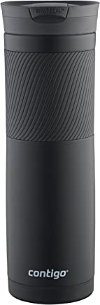 Contigo Snapseal Byron Vacuum Insulated Stainless Steel Travel Mug, 710ml