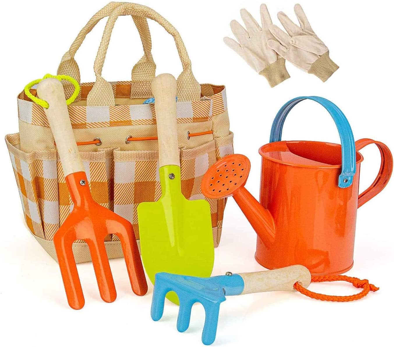 Little Gardener Tool Set with Garden for Kids Tools Gardenin Bag 2021 autumn and winter Regular store new