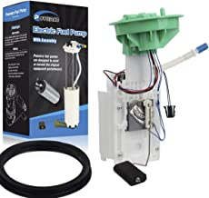 POWERCO Fuel Pump E8594M SP5010M Replacement for Mini Cooper 2002 2003 2004 L4-1.6L Supercharged with Sending Unit, Float, Reservoir, Strainer & Tank Seal