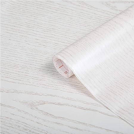 d-c-fix Holz Perlmutt Weiß Klebefolie Möbel Küchen Tür Folie 6,50 €//m²