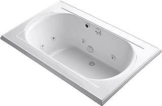 Kohler K-1170-H2-0 Memoirs 5.5Ft Whirlpool, White