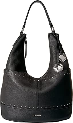Calvin Klein - Avery Pebble Hobo