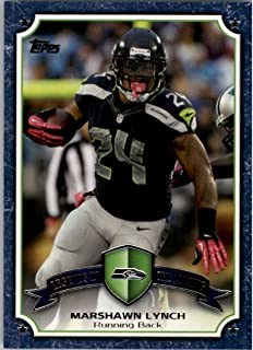 2013 Topps Legends In The Making #LMML Marshawn Lynch -
