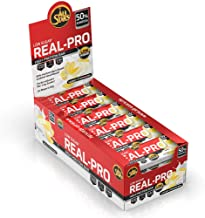 All Stars Real-Pro 50 Protein Bar Lemon Cheesecake 24 Pack 24 x 50g 1200 g Estimated Price : £ 51,89