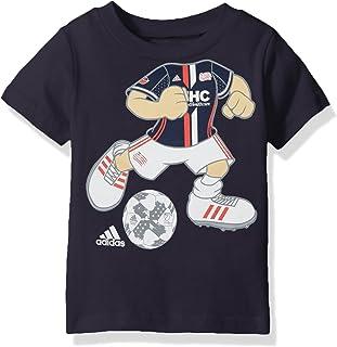 "MLS Infant Boys""Dream Job"" Short Sleeve Tee 18 Months blue"