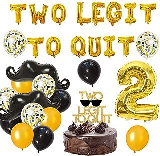 2 legit to quit party