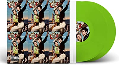 Norman Fucking Rockwell! - Exclusive Limited Edition Lime Green Colored 2x Vinyl LP