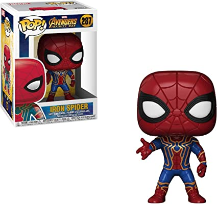 Avengers Infinity War Iron Spider Toys Games Amazon Canada