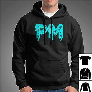 Payton Moormeier PM Dripping Art T Shirt Long Sleeve Sweatshirt Hoodies