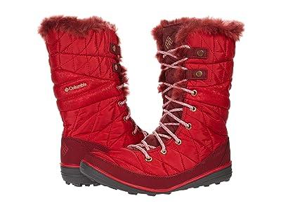Columbia Heavenly Omni-Heat (Mountain Red/Red Jasper) Women