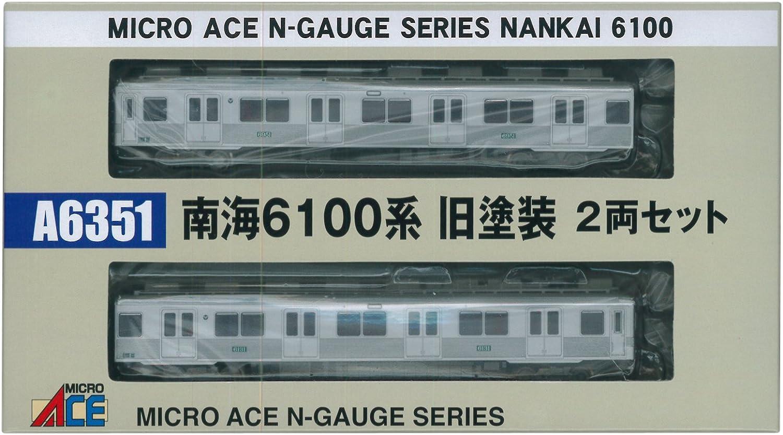 Nankai Series 6100 Early Farbe (2-Car Set) (Model Train) (japan import) B009REOCBI Überlegen  | Exquisite (mittlere) Verarbeitung
