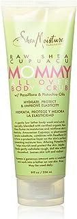 Shea Moisture Raw Shea Cupuacu Mommy All Over Body Scrub For Unisex 8 oz