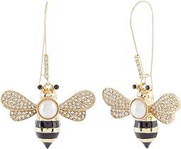 Bee Shepherd Hook Earrings