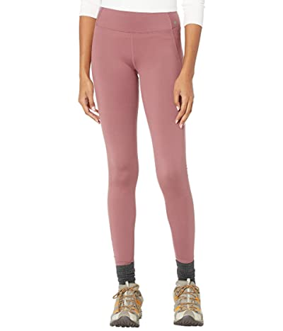 Burton Multipath Leggings (Rose Brown) Women
