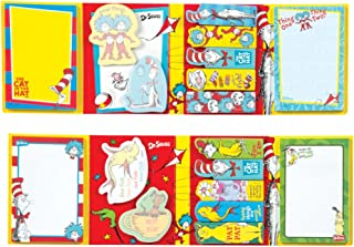 Raymond Geddes Dr. Seuss Sticky note Pack 24/Bag Writing Paper (70395)