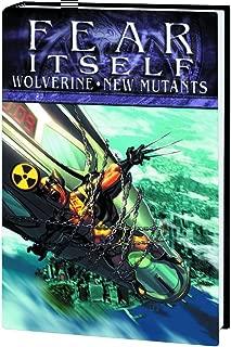 Fear Itself Wolverine New Mutants Prem HC
