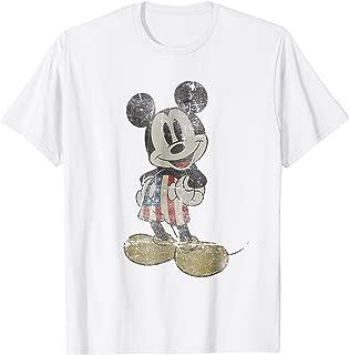 Disney Mickey Mouse Vintage Americana T-shirt
